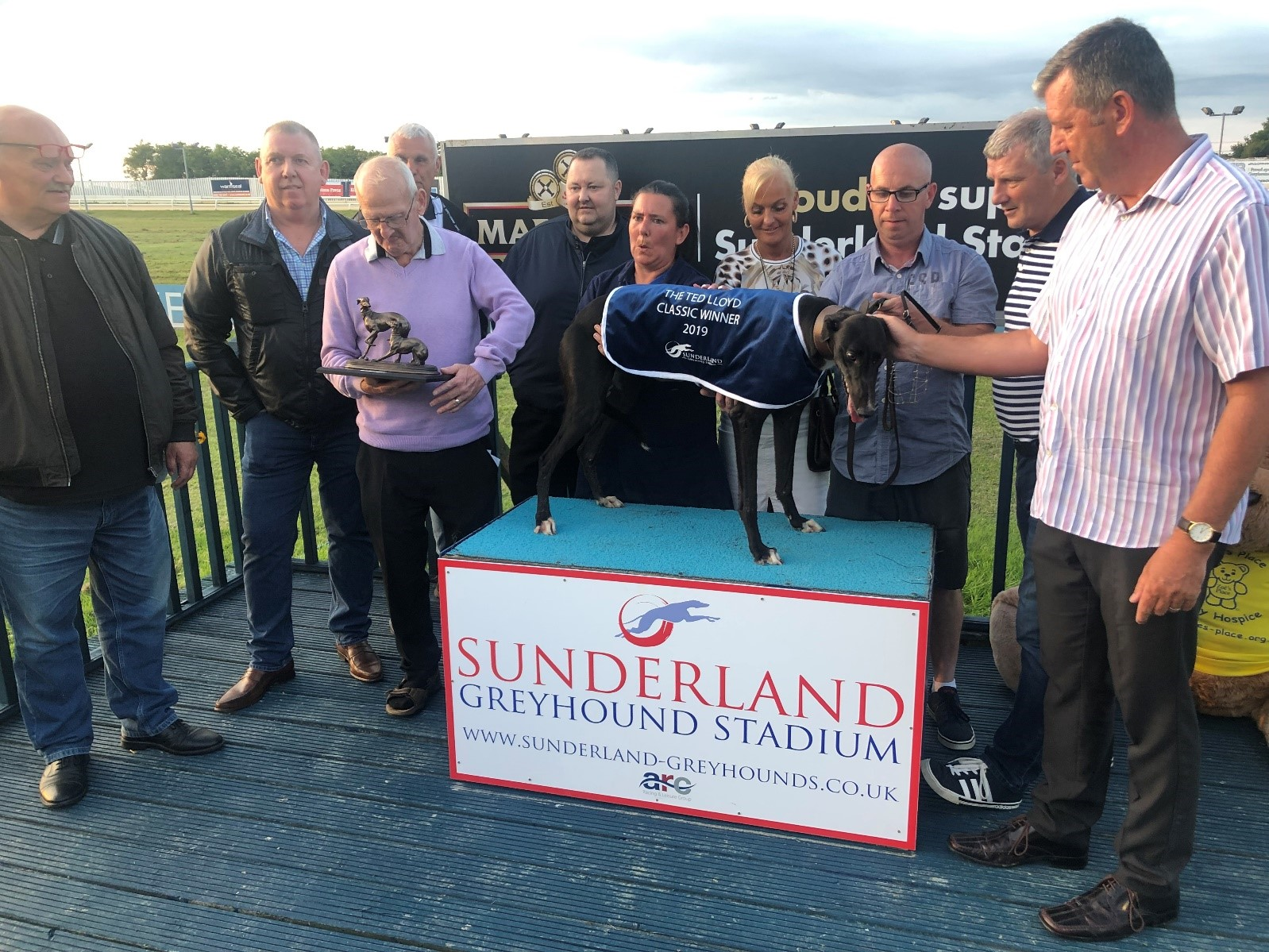 Sunderland Classic Presentation with The Conlon Family